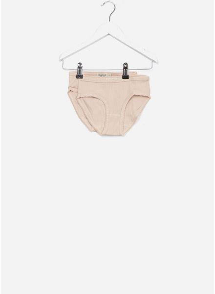 MarMar Copenhagen underwear panties 2-pack rose