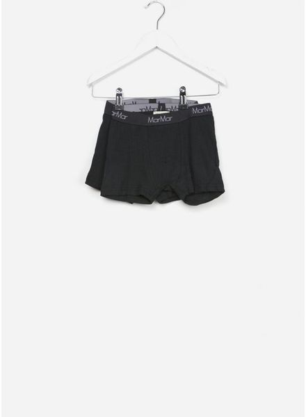 MarMar Copenhagen underwear boxers 2-pack black