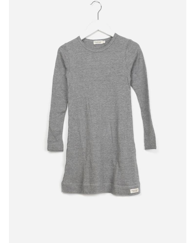 MarMar Copenhagen Sleepwear night dress grey melange