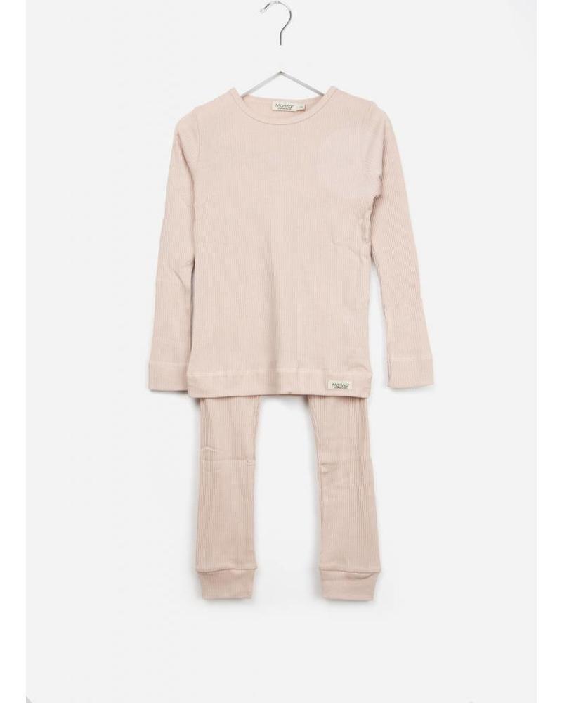 MarMar Copenhagen Sleepwear set Rose