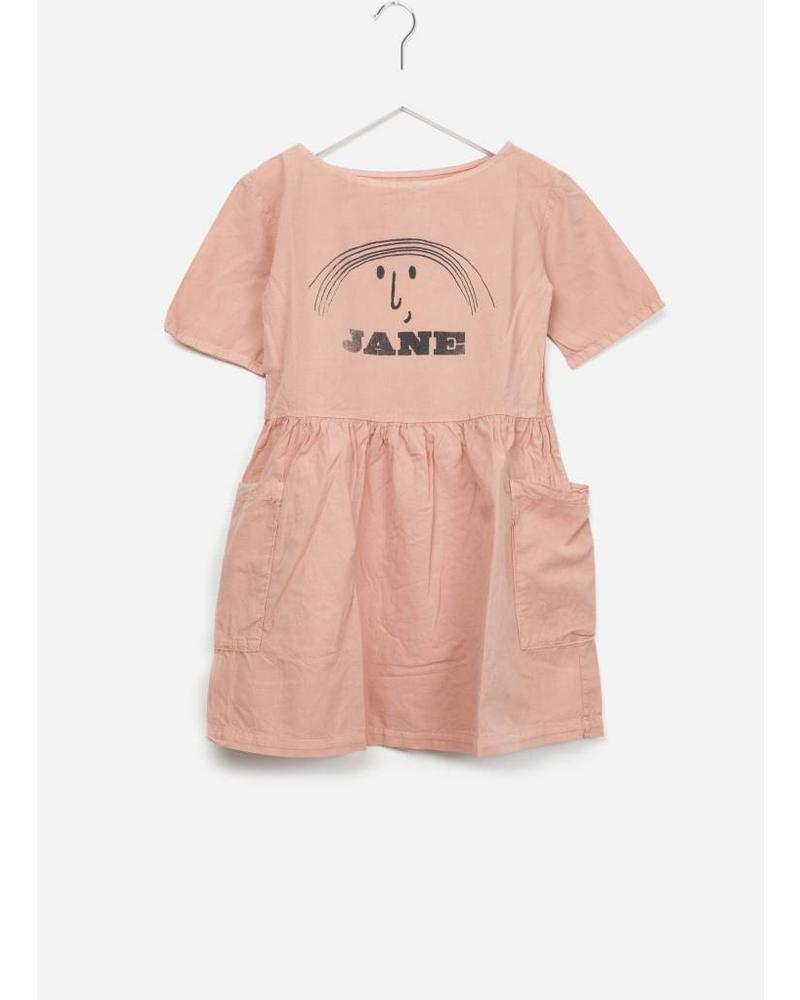 Bobo Choses Little jane pocket dress