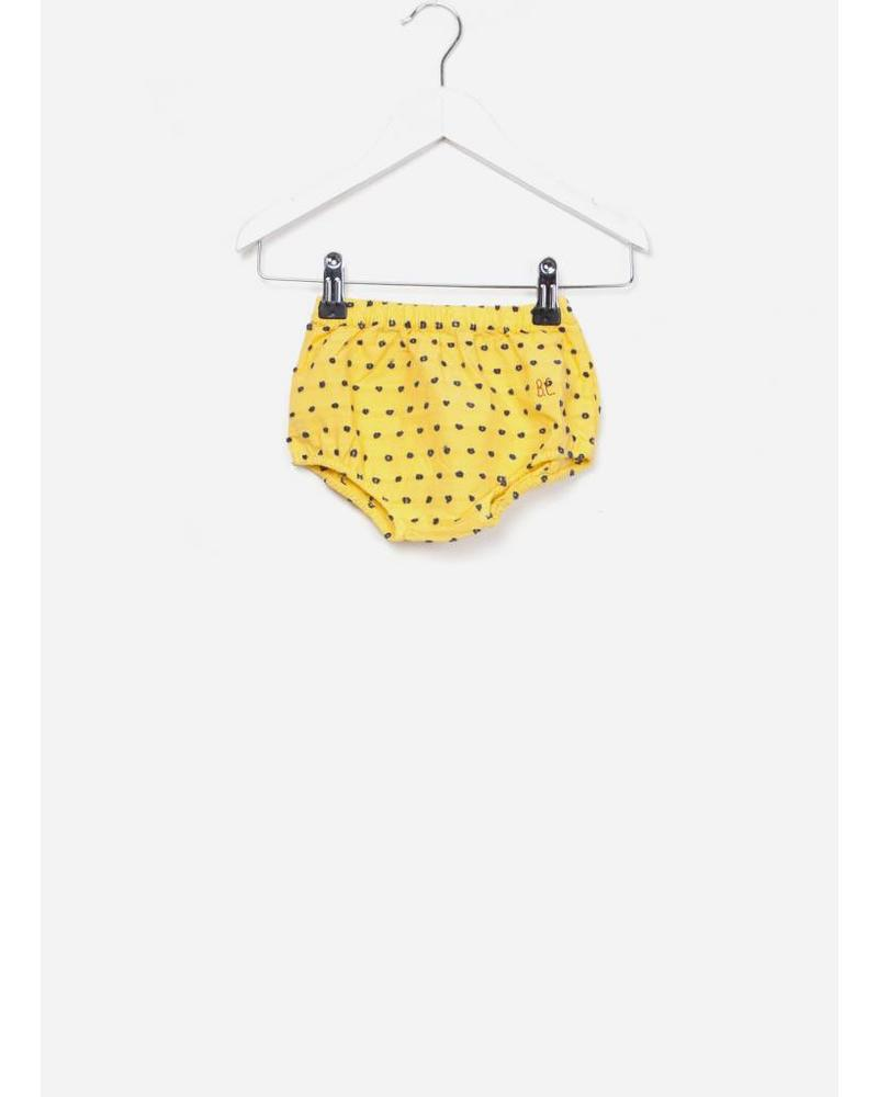 Bobo Choses Yellow bloomer