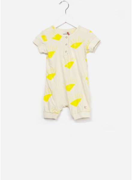 Bobo Choses Sun baby playsuit