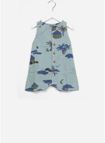 Bobo Choses Gombe baby Playsuit
