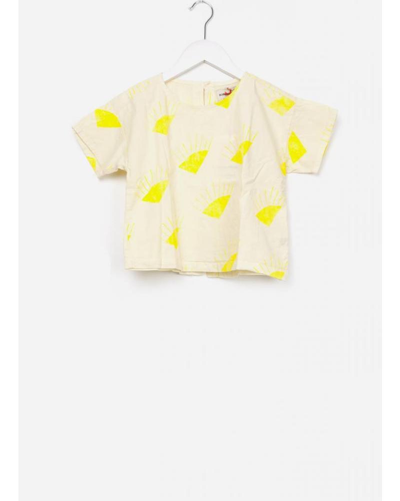 Bobo Choses Sun short sleeve shirt