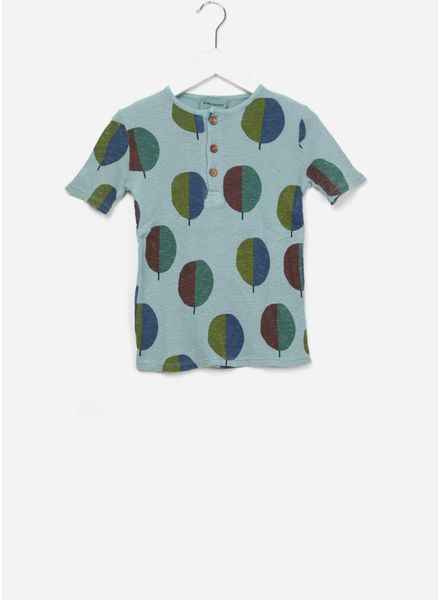 Bobo Choses Forest buttons t-shirt