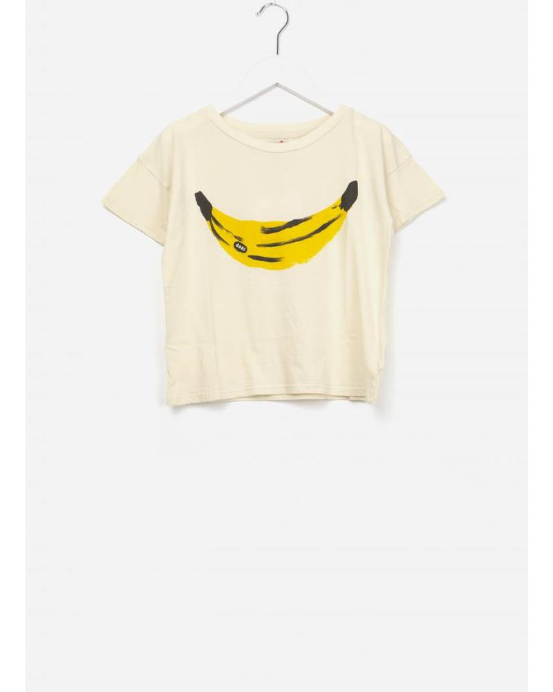 Bobo Choses Banana short sleeve shirt
