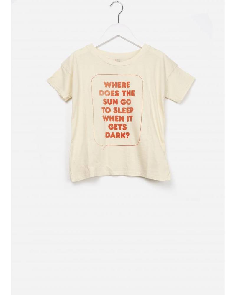 Bobo Choses Where short sleev shirt