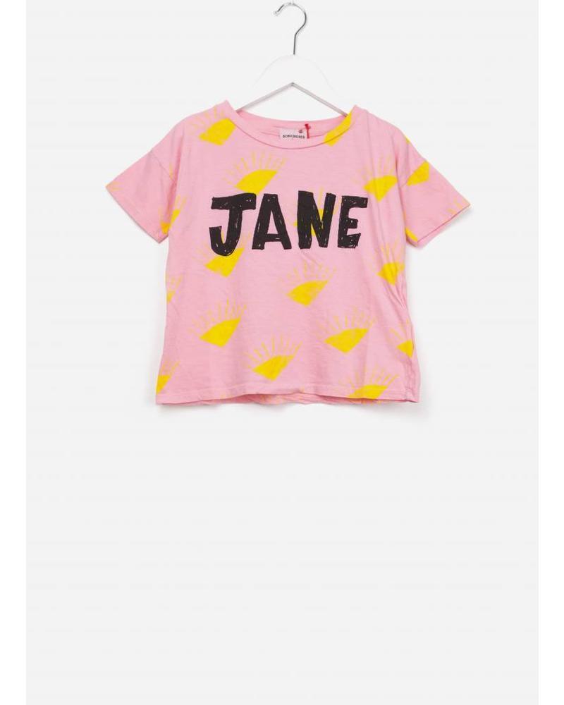 Bobo Choses Jane short sleev shirt