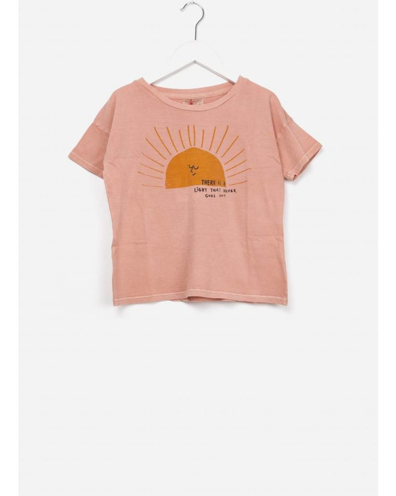 Bobo Choses Sun sort sleeve shirt