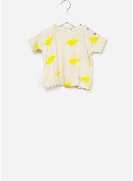Bobo Choses Sun short sleeve baby shirt
