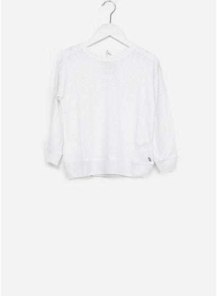 Bellerose Mogia wit linnen shirt