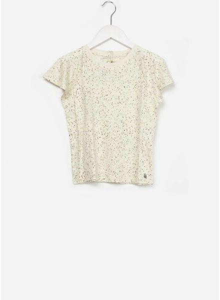 Bellerose t-shirt moli spikkels
