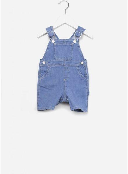 Bonpoint baby salopette jeans