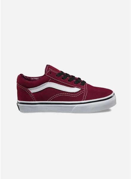 Vans old skool suede port