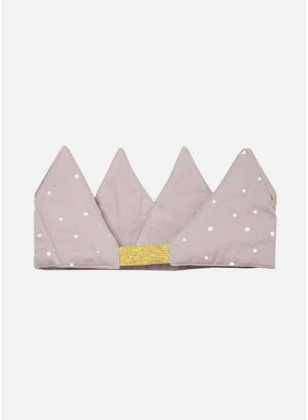 Fabelab Dreamy crown twilight print