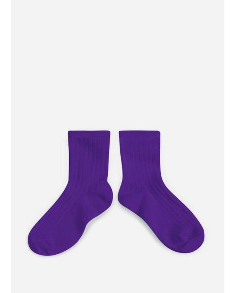 Collegien sokken violette toulou