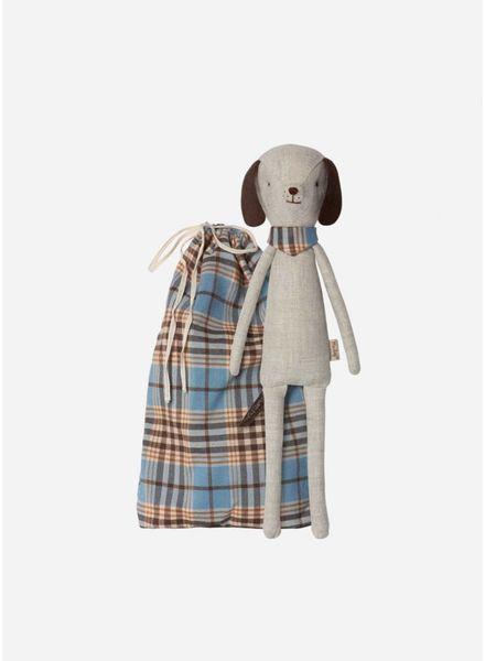 Maileg Mini doggy in bag