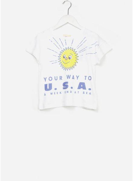 Bellerose Ayoa t-shirt white