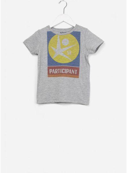 Bellerose keny h. grey t-shirt