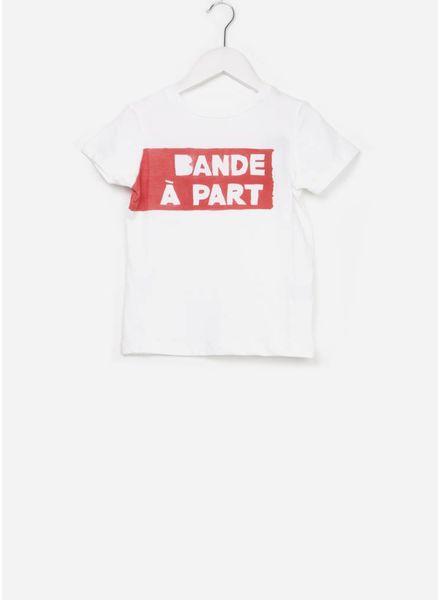 Bellerose T-shirt KENY  white