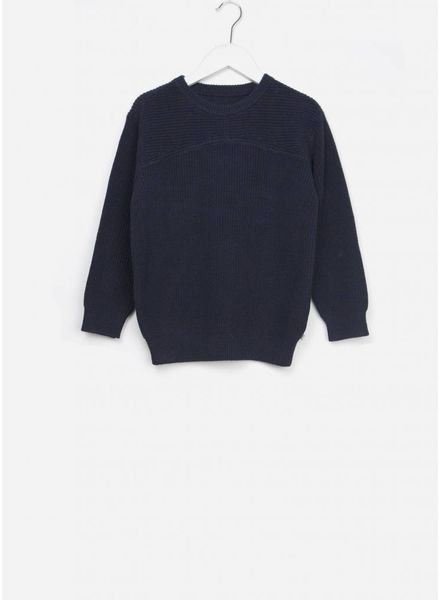 Repose Knit sweater dark night blue
