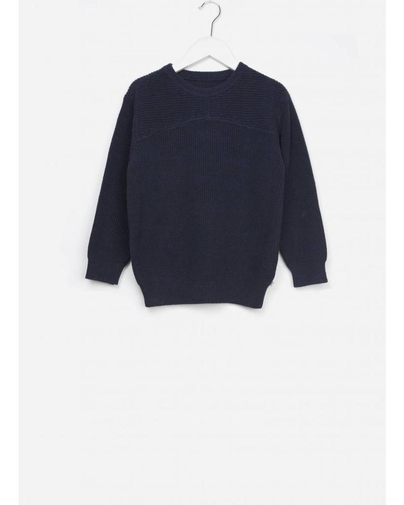 Repose Knit sweater dark night blue
