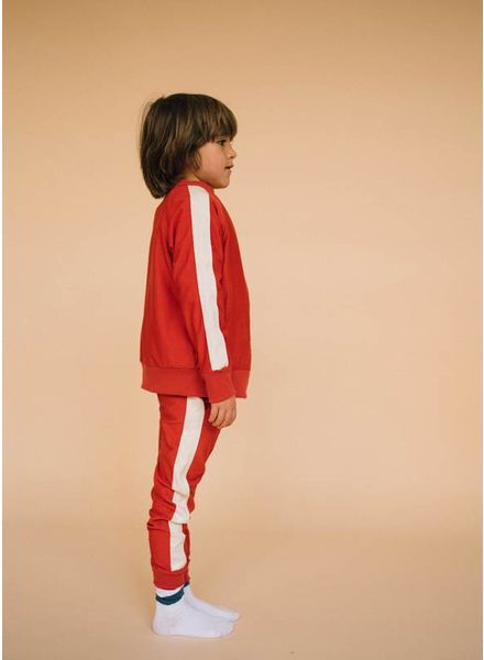 Repose Track pants lighthouse red