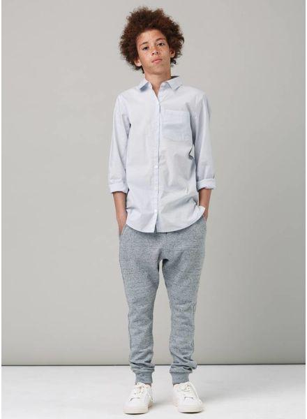 MarMar Copenhagen Pelo sweat pants dusty blue melange