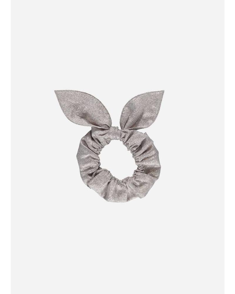 MarMar Copenhagen Scrunchie candy wrapper rose gold