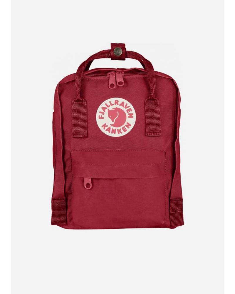 Fjallraven deep red