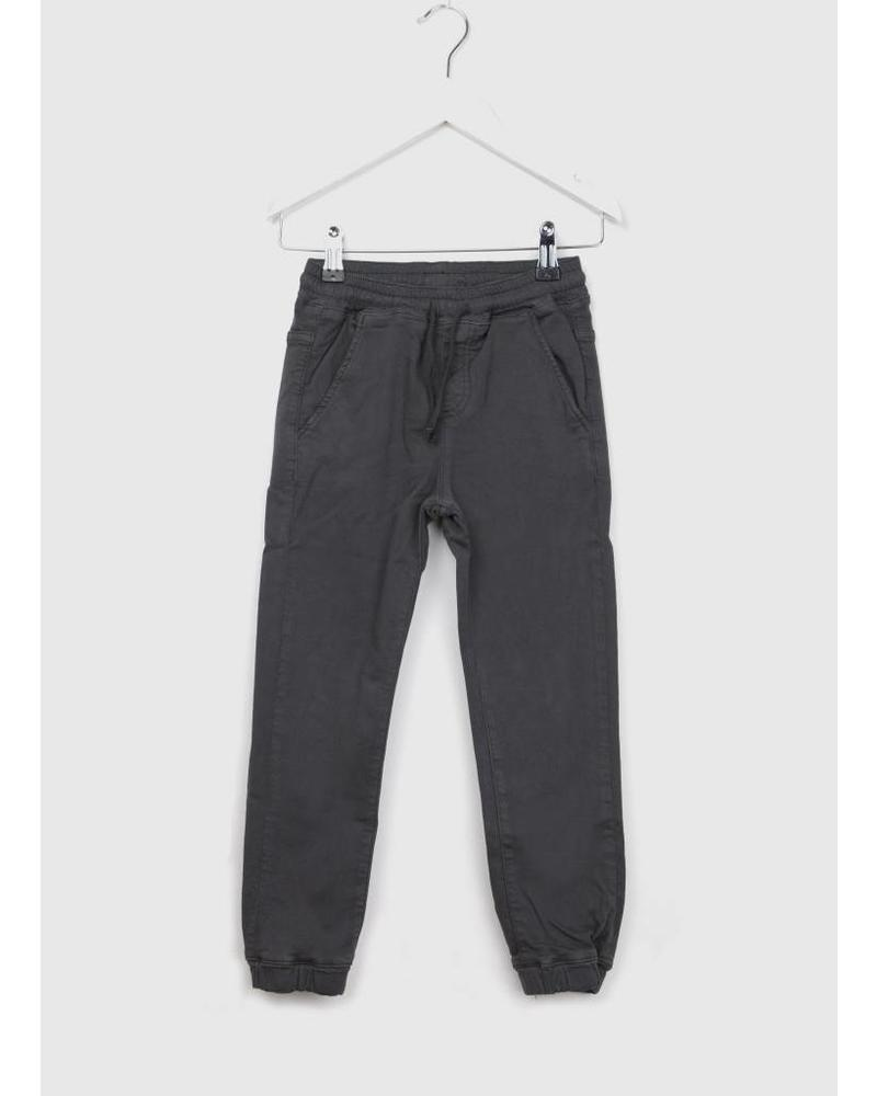 Finger in the nose Longbeach woven jogging pants vulcano