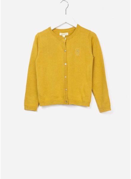 Soft Gallery Mila vest golden glow