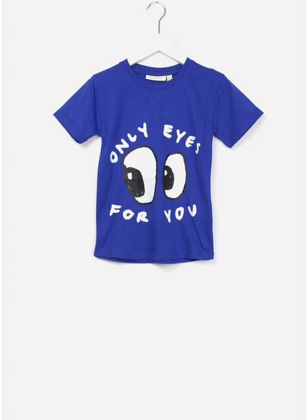 Soft Gallery Norman t-shirt surf the web eyes only