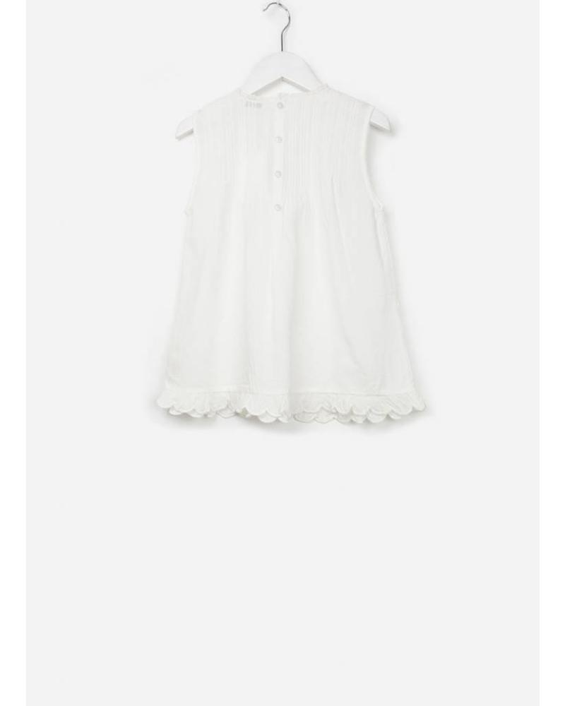 Les Coyotes De Paris Kiera blouse off white