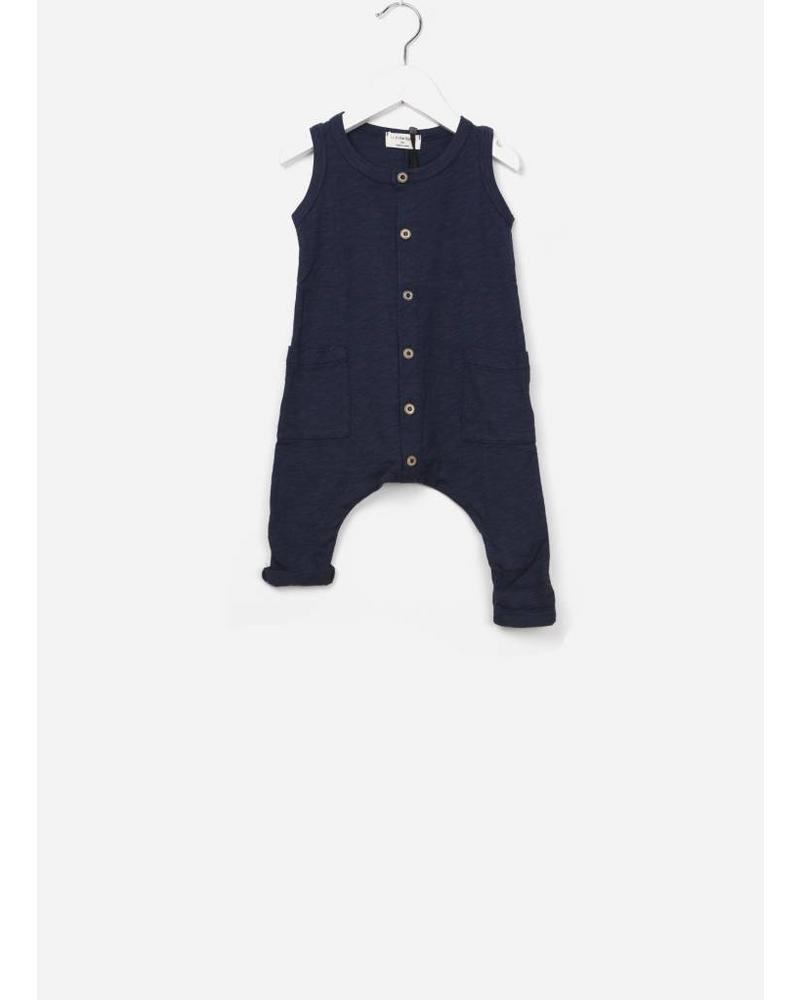 1+ In The Family Wassily jumpsuit blu notte