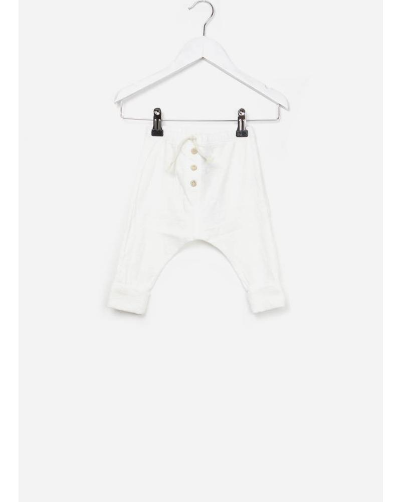 1+ In The Family Raul pants off white
