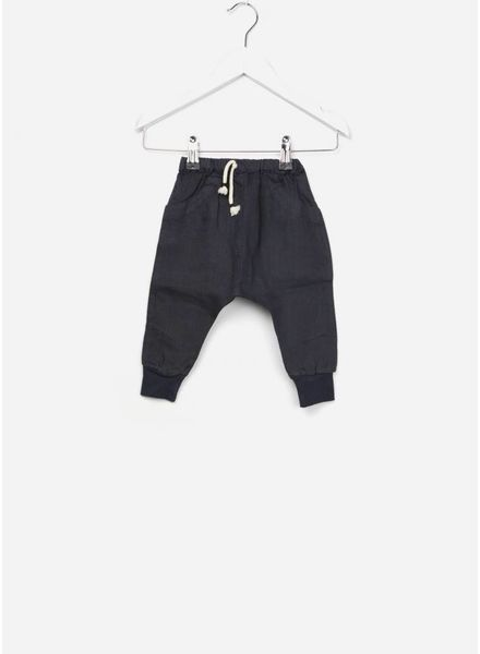 1+ In The Family Rousseau pants blu notte