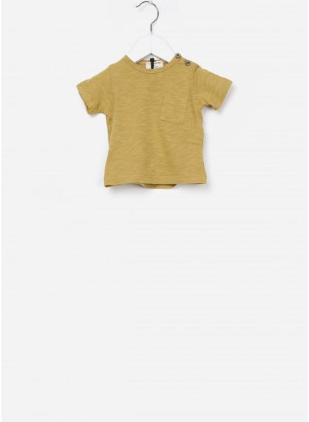 1+ In The Family Judd t-shirt mustard