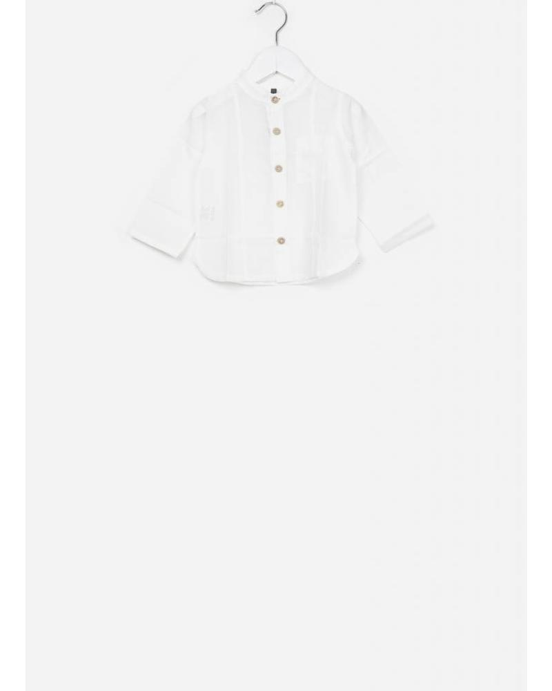 1+ In The Family mauro shirt off white