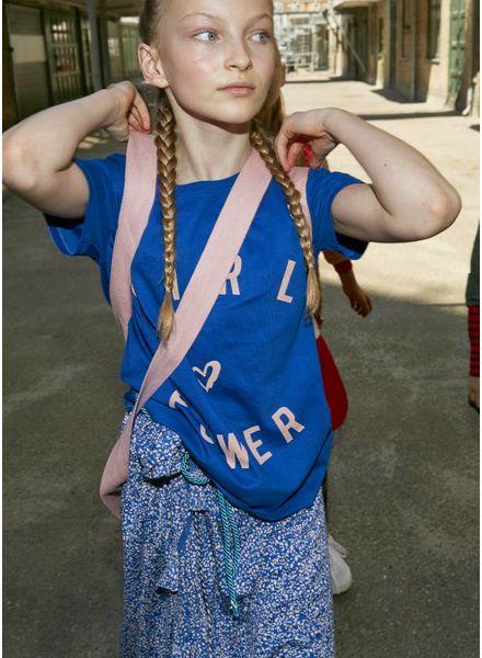 Soft Gallery Pilou t-shirt surf the web girlpower