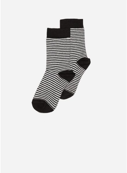 Mingo socks striped/black