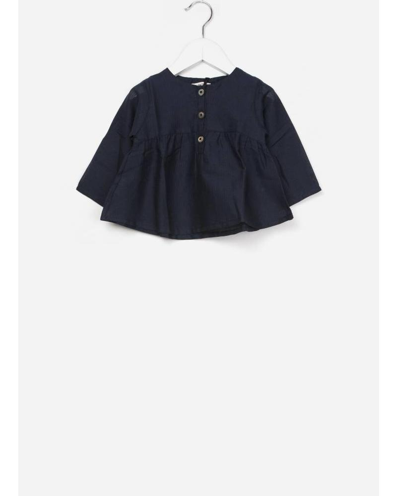 1+ In The Family Cleta blouse blu notte