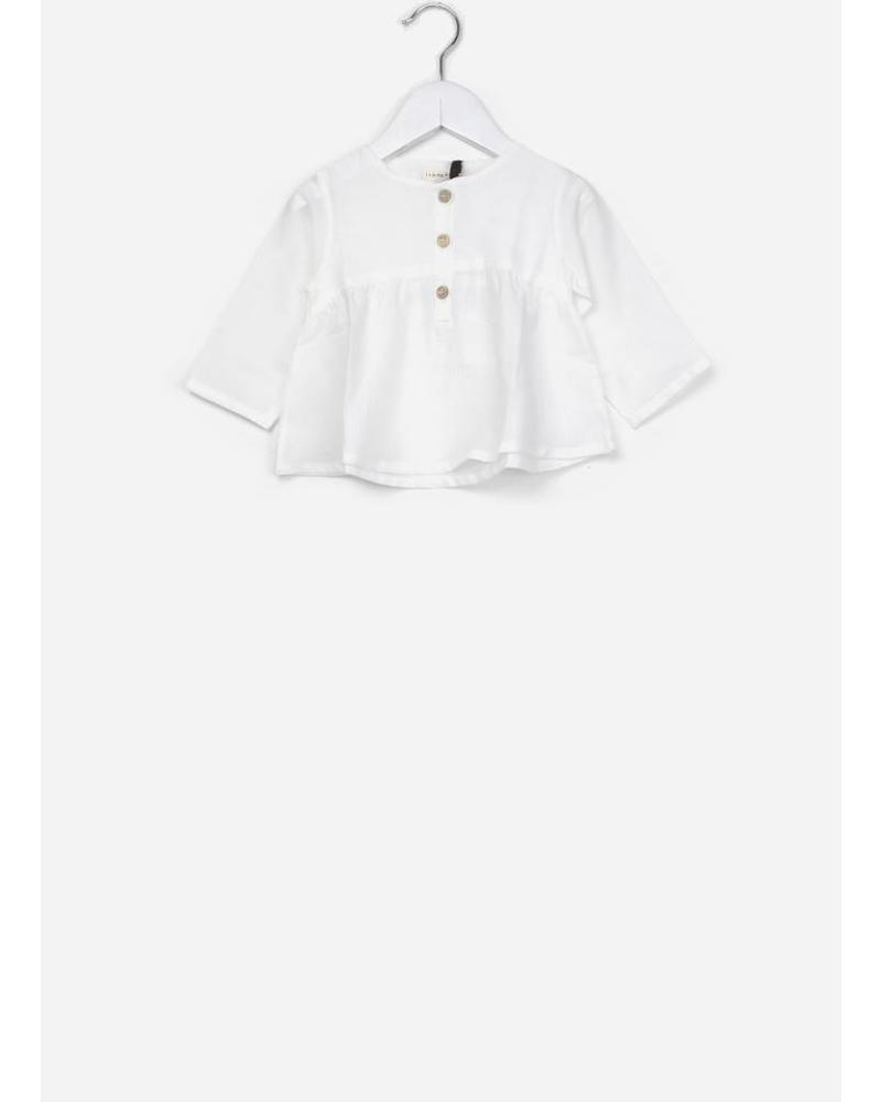 1+ In The Family Cleta blouse off white