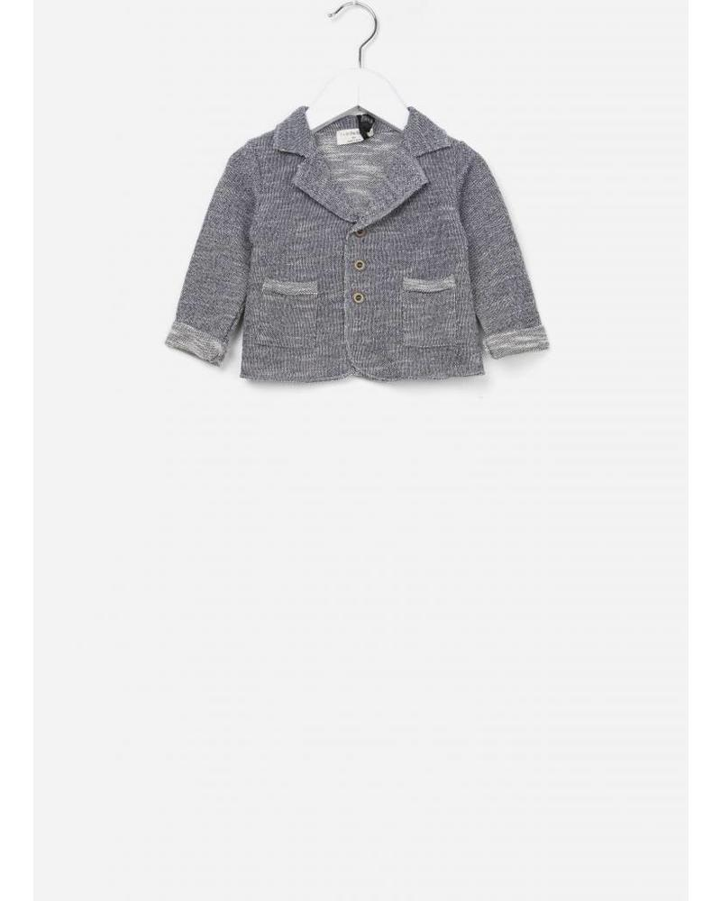 1+ In The Family Ernst jacket blu notte