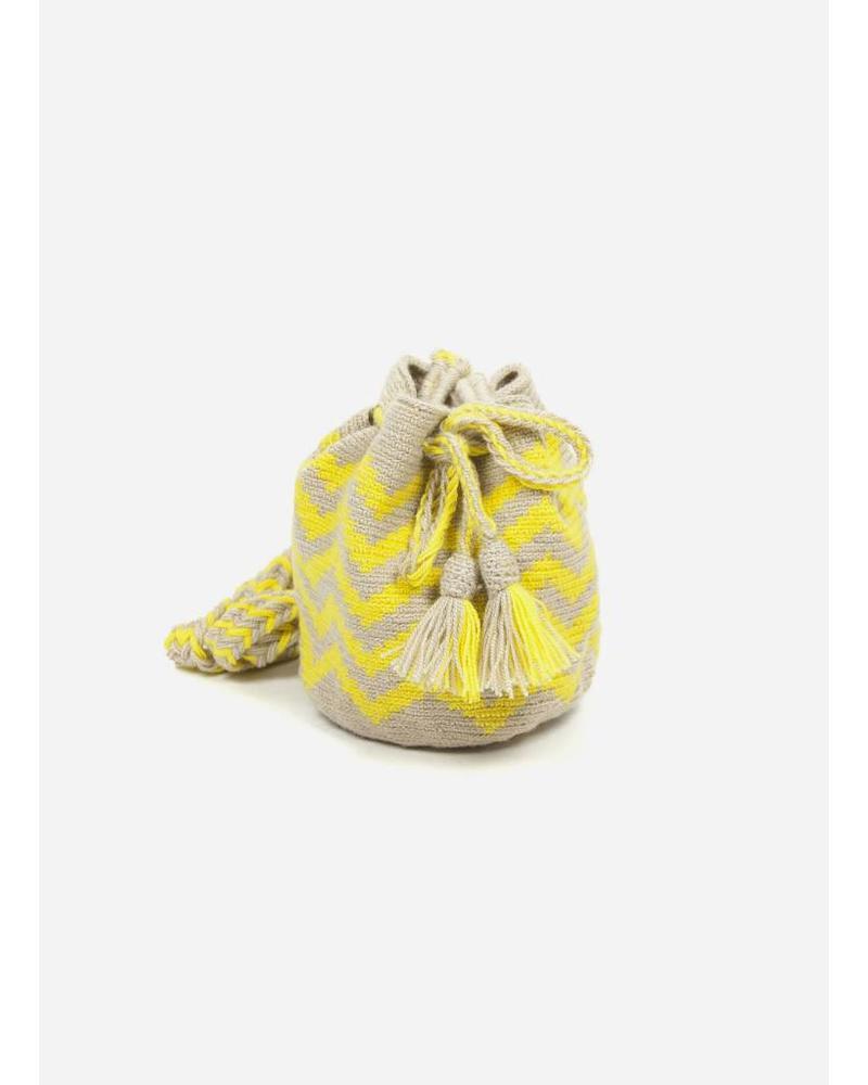 Guanabana extra small Wayuu bag 850