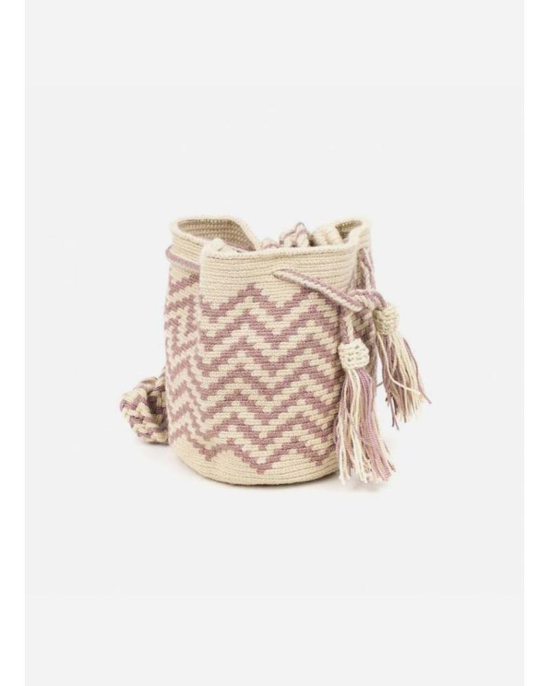 Guanabana extra small Wayuu bag 875