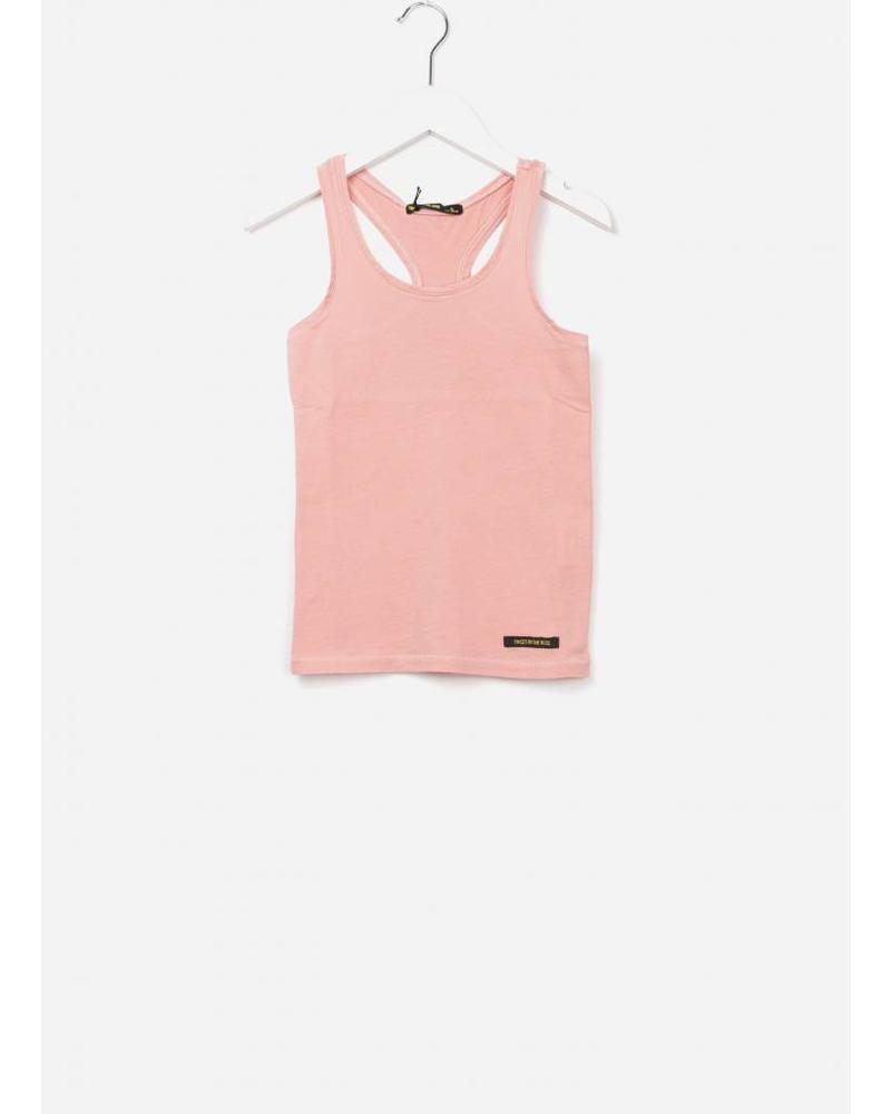 Finger in the nose Gwenn tank top milky pink