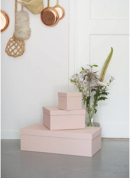 Haas box pink
