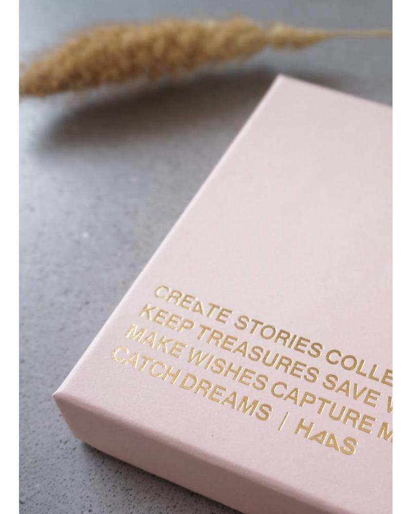 Haas memory cards pink